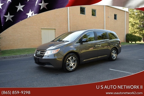 2013 Honda Odyssey for sale in Knoxville, TN