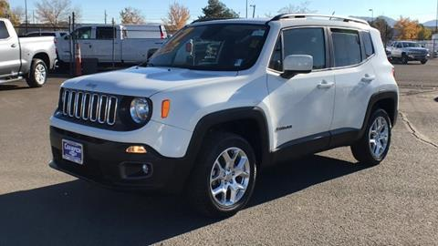 2017 Jeep Renegade for sale in Reno, NV