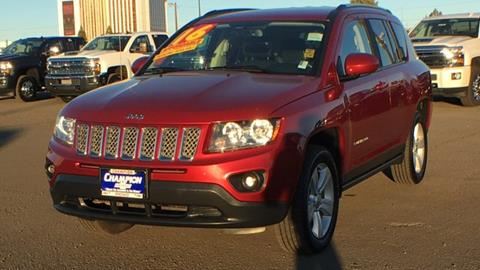 2016 Jeep Compass for sale in Reno, NV