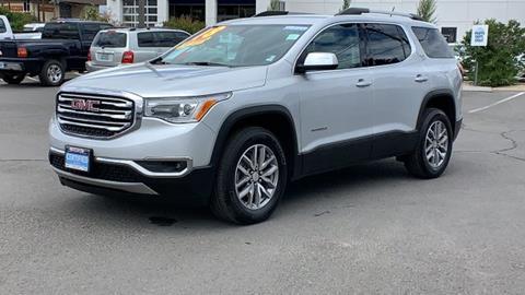 2018 GMC Acadia for sale in Reno, NV