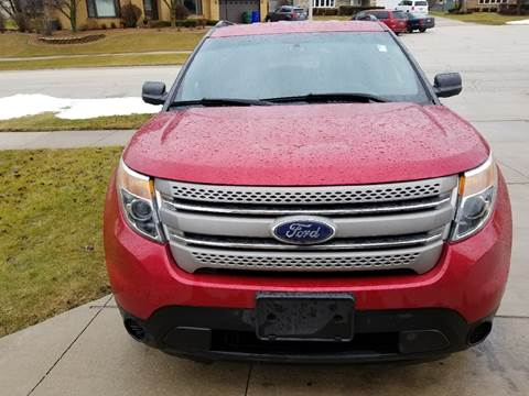 2012 Ford Explorer for sale in Hammond, IN
