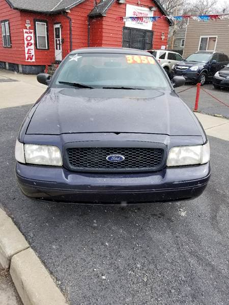 Ford Crown Victoria For Sale At Sunrise Motors In Hammond In