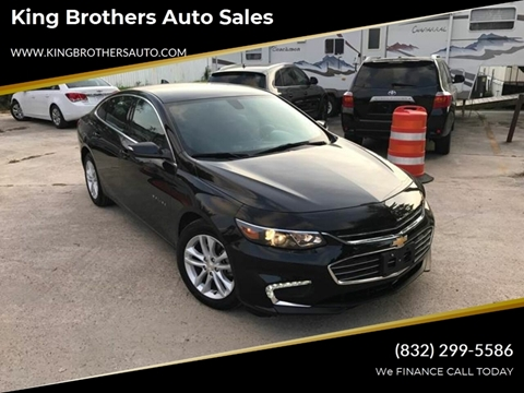 Brothers Auto Sales >> King Brothers Auto Sales Houston Tx