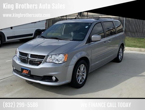 Dodge Grand Caravan For Sale in Houston, TX - King Brothers