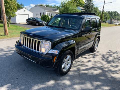 2008 Jeep Liberty for sale in Londonderry, NH