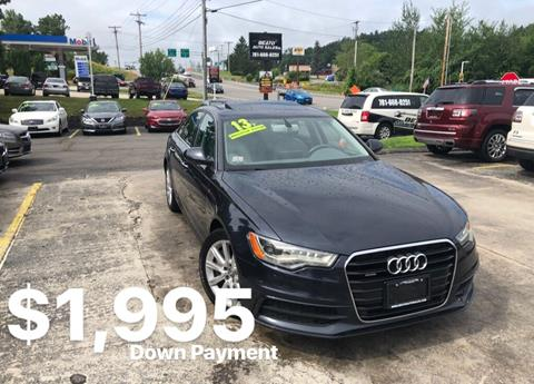2013 Audi A6 for sale in Derry, NH
