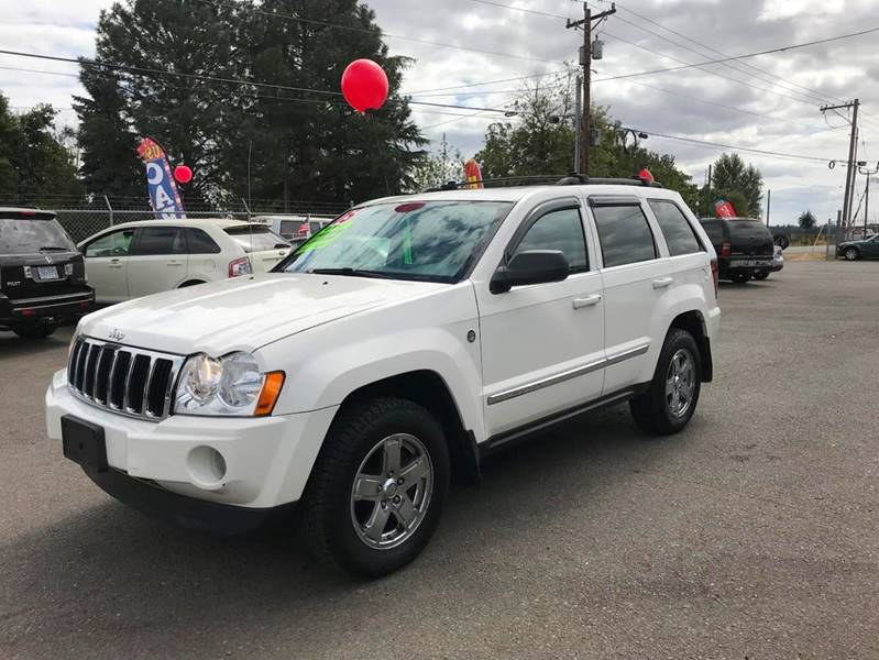 2005 Jeep Grand Cherokee For Sale At PRESTIGE AUTO CENTER LLC In Salem OR