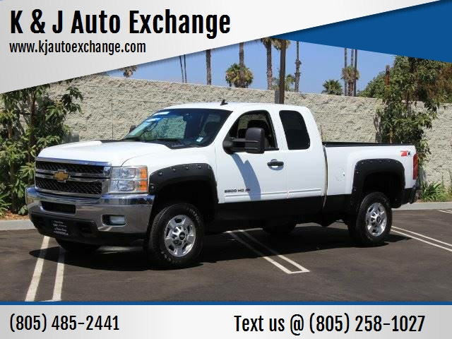 2011 Chevrolet Silverado 2500hd Lt In Oxnard Ca K J Auto Exchange