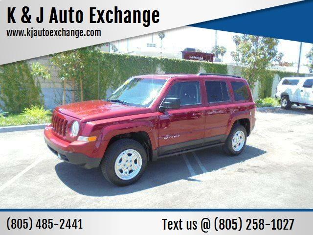 2015 Jeep Patriot Sport In Santa Paula Ca K J Auto Exchange