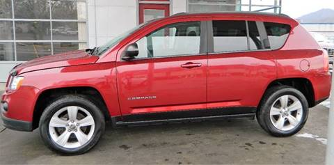 2012 Jeep Compass for sale at All American Autos in Kingsport TN
