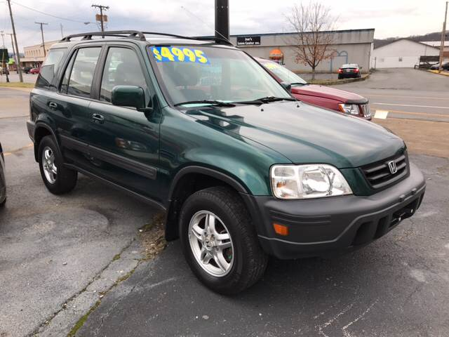2001 Honda CR V For Sale At All American Autos In Kingsport TN