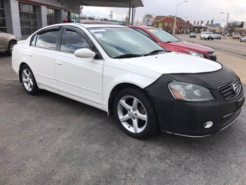 2006 Nissan Altima for sale at All American Autos in Kingsport TN