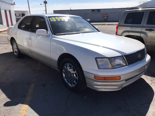 1997 Lexus LS 400 for sale at All American Autos in Kingsport TN