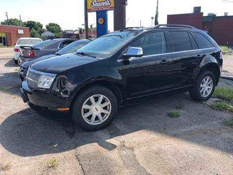 2007 Lincoln MKX for sale at All American Autos in Kingsport TN
