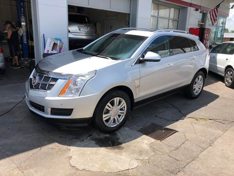 2011 Cadillac SRX for sale at All American Autos in Kingsport TN