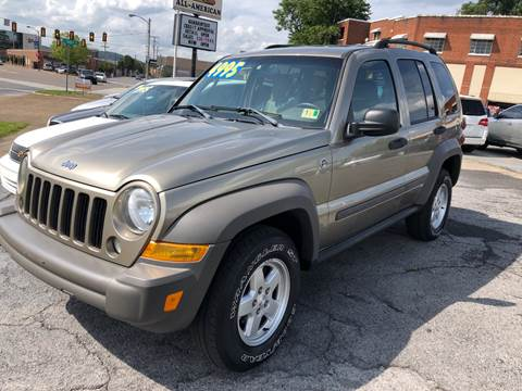 2006 Jeep Liberty for sale in Kingsport, TN