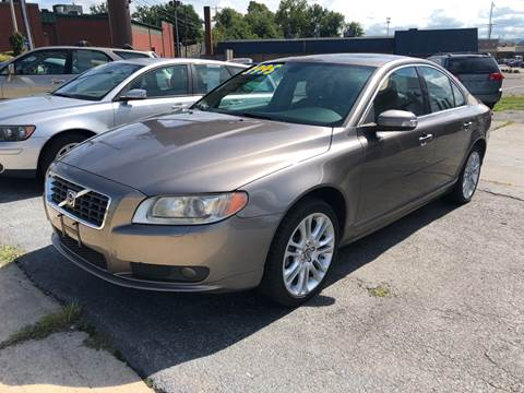 2007 Volvo S80 for sale at All American Autos in Kingsport TN