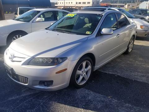 2006 Mazda MAZDA6 for sale at All American Autos in Kingsport TN