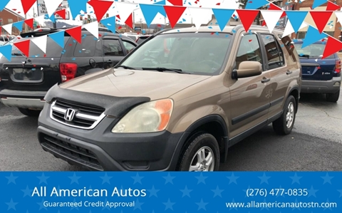2004 Honda CR-V for sale at All American Autos in Kingsport TN