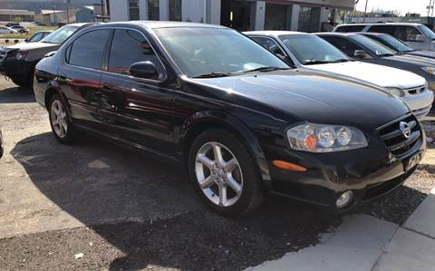 2002 Nissan Maxima for sale at All American Autos in Kingsport TN