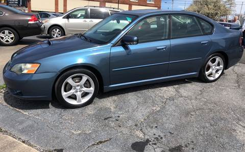2005 Subaru Legacy for sale at All American Autos in Kingsport TN