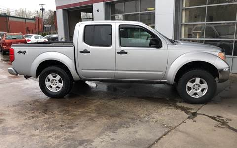 2007 Nissan Frontier for sale at All American Autos in Kingsport TN
