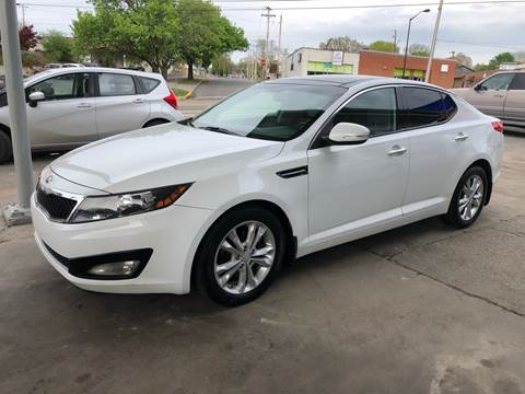 2013 Kia Optima for sale at All American Autos in Kingsport TN