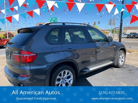 2012 BMW X5 for sale at All American Autos in Kingsport TN
