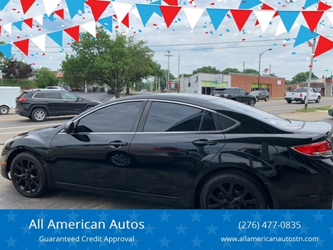2010 Mazda MAZDA6 for sale at All American Autos in Kingsport TN