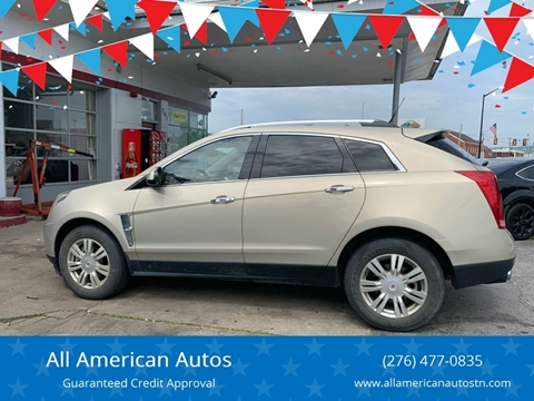2010 Cadillac SRX for sale at All American Autos in Kingsport TN