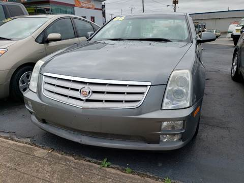 2006 Cadillac STS for sale at All American Autos in Kingsport TN