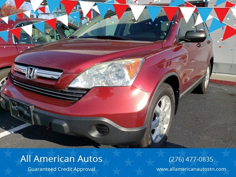2008 Honda CR-V for sale at All American Autos in Kingsport TN
