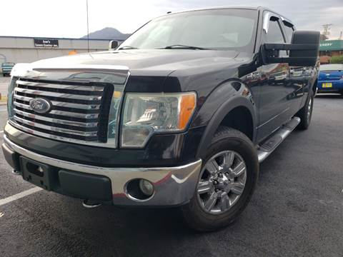2010 Ford F-150 for sale at All American Autos in Kingsport TN