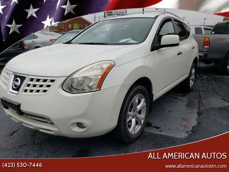 2010 Nissan Rogue for sale at All American Autos in Kingsport TN