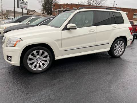 2011 Mercedes-Benz GLK for sale at All American Autos in Kingsport TN