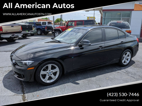 2013 BMW 3 Series for sale at All American Autos in Kingsport TN