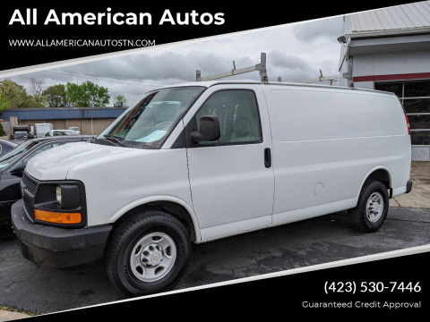 2007 Chevrolet Express Cargo for sale at All American Autos in Kingsport TN
