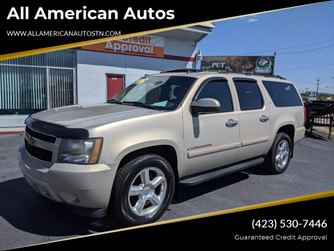 2007 Chevrolet Suburban for sale at All American Autos in Kingsport TN