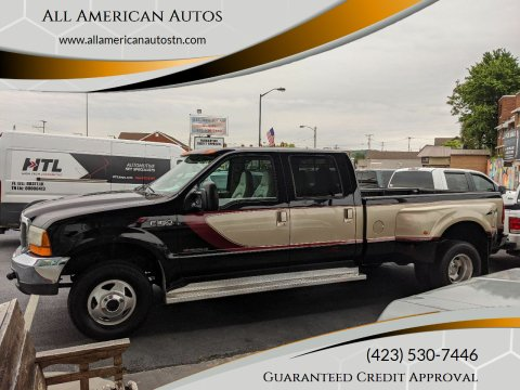 2000 Ford F-350 Super Duty for sale at All American Autos in Kingsport TN