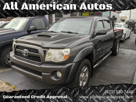 2011 Toyota Tacoma for sale at All American Autos in Kingsport TN