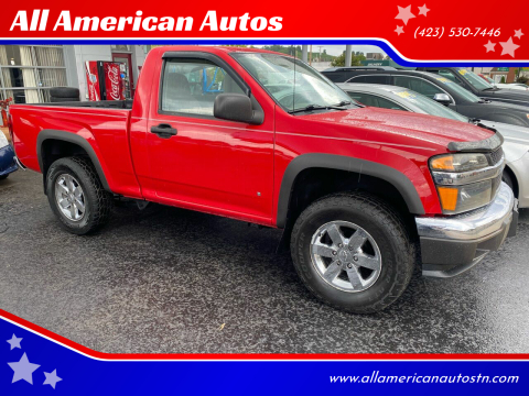2006 Chevrolet Colorado for sale at All American Autos in Kingsport TN