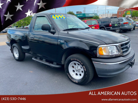 2000 Ford F-150 for sale at All American Autos in Kingsport TN