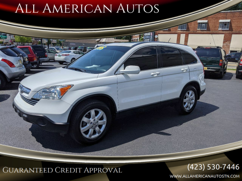 2007 Honda CR-V for sale at All American Autos in Kingsport TN