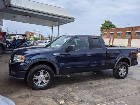 2004 Ford F-150 for sale at All American Autos in Kingsport TN