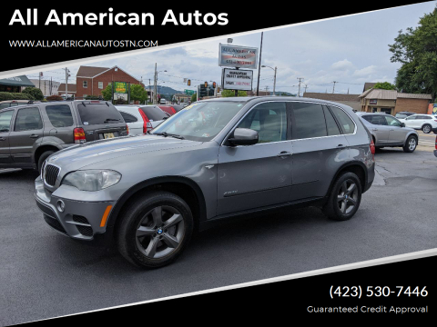 2011 BMW X5 for sale at All American Autos in Kingsport TN