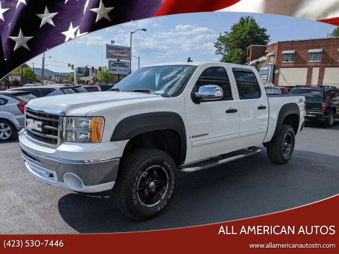 2009 GMC Sierra 1500 for sale at All American Autos in Kingsport TN
