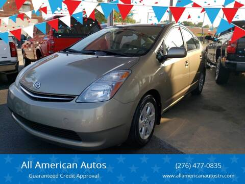 2009 Toyota Prius for sale at All American Autos in Kingsport TN