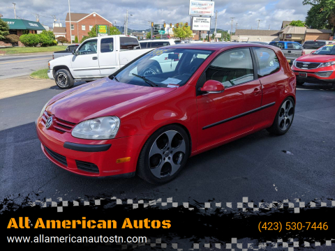 2007 Volkswagen Rabbit for sale at All American Autos in Kingsport TN