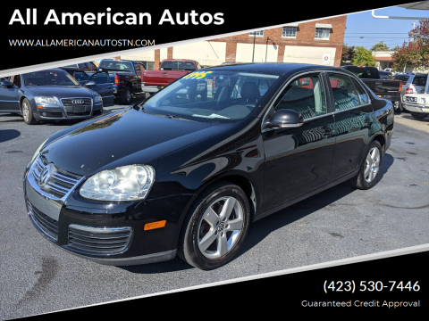 2009 Volkswagen Jetta for sale at All American Autos in Kingsport TN
