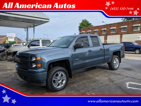 2014 Chevrolet Silverado 1500 for sale at All American Autos in Kingsport TN
